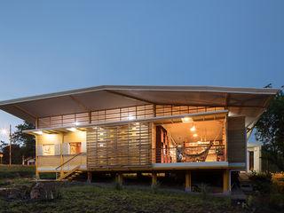 YUSO Rumah kayu Kayu