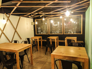Remodelación local comercial - Cafe Dí María Umbral Arquitectura