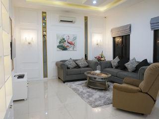 Interior Citra Klasik PT Membangun Harapan Sukses Ruang Keluarga Klasik
