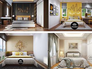 100+ Mẫu thiết kế trang trí tường phòng ngủ đẹp và hiện đại xu hướng mới nhất NEOHouse BedroomAccessories & decoration