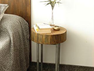 Naturalis Muebles Ecológicos 臥室床頭櫃 實木