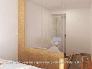 Frédéric TABARY Дитяча кімната