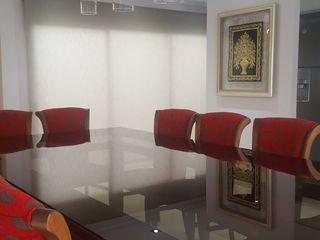 milena oitana Classic style dining room Glass Amber/Gold