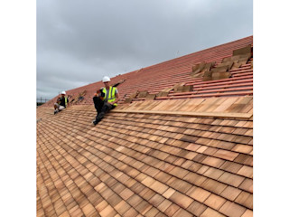 Roof Shingles - Hayle Building With Frames Gable roof Wood