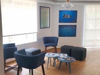 Oficinas Oc Urbyarch Arquitectura / Diseño Estudios y despachos mediterráneos