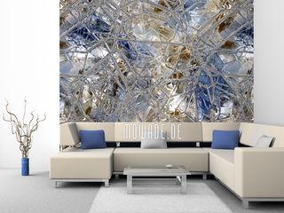 Moderne Tapeten Mowade Wände & BodenTapeten Blau
