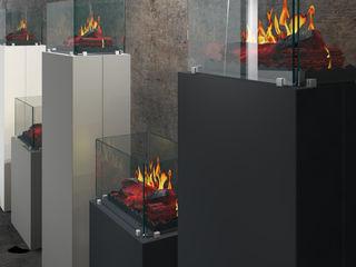 muenkel design - Elektrokamine aus Großentaft SalonesAccesorios y decoración