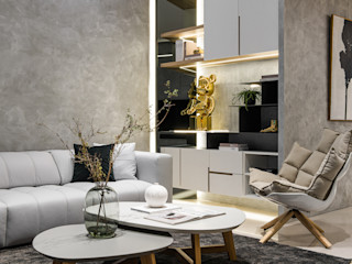 Fertility Design 豐聚空間設計 Living roomStorage