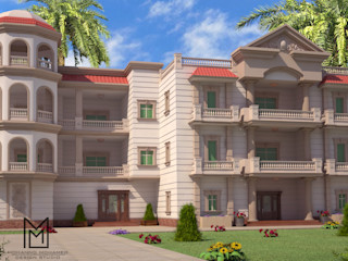 Mohannd design studio Villas Stone