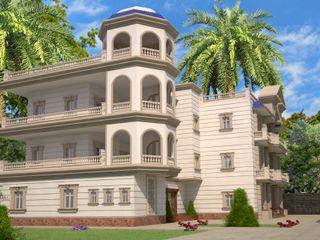 Mohannd design studio Villas