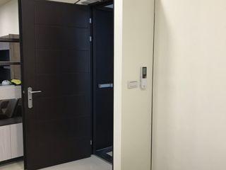 日日 - 彰化三房兩廳溫潤木質簡約設計 台中室內設計裝修 心之所向設計美學工作室 牆面
