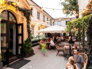 IDEALS . Marta Jaślan Interiors 餐廳