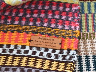 Handgeweven tapijt Lollipop ilsephilips WoonkamerAccessoires & decoratie