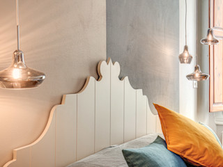MOB ARCHITECTS Modern style bedroom