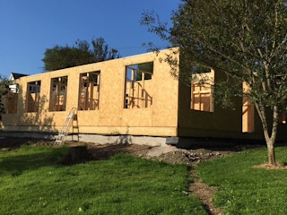 Luxury Cat Hotel - Illogan Cornwall Building With Frames Wooden houses Wood