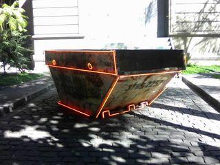 Mew.com Neon Ön avlu Demir/Çelik Kırmızı