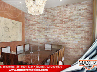 MACERE México Dining roomAccessories & decoration Bricks Multicolored