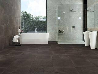 Interceramic MX Modern bathroom Ceramic Grey