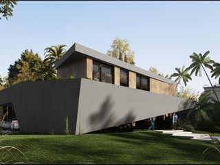 Casa Isósceles Maximiliano Lago Arquitectura - Estudio Azteca