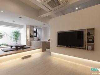 전주인테리어 팔레트 가든, 상가주택 인테리어 디자인투플라이 아시아스타일 거실