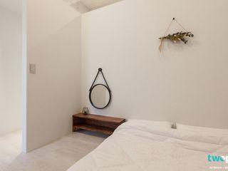 전주인테리어 팔레트 가든, 상가주택 인테리어 디자인투플라이 아시아스타일 침실