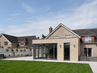 Contemporary Rear Extension Project Marvin Windows and Doors UK Windows & doors Windows