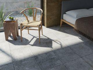 Interceramic MX Country style bedroom Ceramic Grey