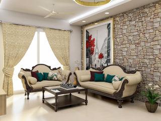 Living Dinning INDREM DESIGNS Modern living room