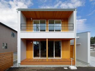 アトリエdoor一級建築士事務所 木屋 金屬 White