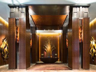 INSADA DESIGN TEAM Hoteles de estilo moderno