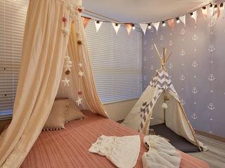 Apartamento Gran Reserva CAJA BLANCA Habitaciones para niñas