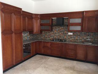 Hoop Pine Interior Concepts Kitchen Solid Wood Brown