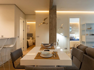 Piso turístico en Bilbao Home Staging Bizkaia Beige