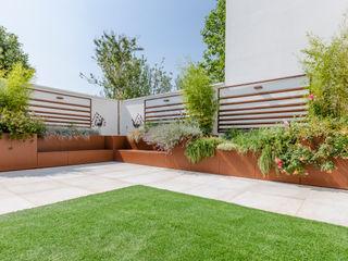 Modularte Srl Balconies, verandas & terraces Plants & flowers