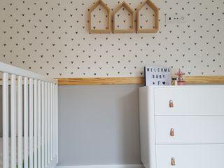 MIA arquitetos Дитяча кімната