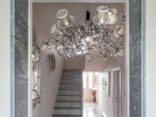 Villa in Franciacorta MULTIFORME® lighting Escalier