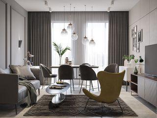 KRDS - Khaled Rezk Design Studio Living roomAccessories & decoration