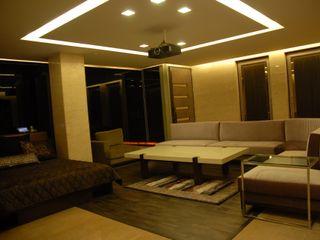 Tanish Dzignz Eclectic style bedroom