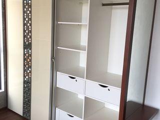 Hoop Pine Interior Concepts BedroomWardrobes & closets Plywood Multicolored