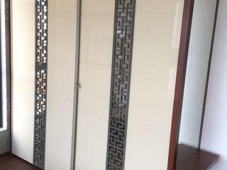 Hoop Pine Interior Concepts BedroomWardrobes & closets Plywood Beige