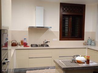 Hoop Pine Interior Concepts Kitchen units Glass Beige
