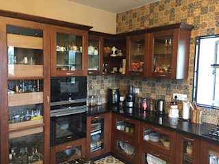 Hoop Pine Interior Concepts Kitchen units Wood Brown