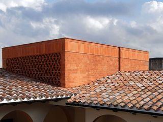 AGE/Alejandro Gaona Estudio Villas Ladrillos Rojo