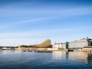 AGE/Alejandro Gaona Estudio Museos de estilo escandinavo Madera Acabado en madera