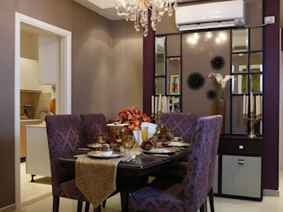 Tanish Dzignz Classic style dining room