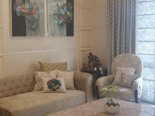 Tanish Dzignz Living room