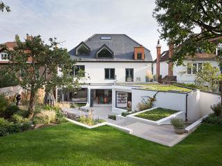 Weaving House Fraher and Findlay Moderner Garten