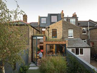 The Etch House Fraher and Findlay Skandinavische Häuser