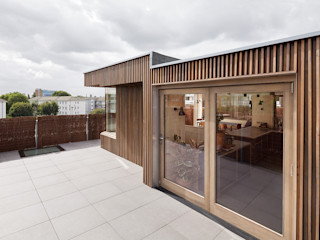 The Tree House Fraher and Findlay Moderne Häuser