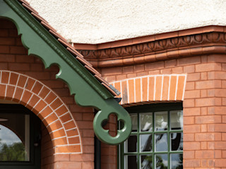 The Christmas House Fraher and Findlay Klassische Häuser